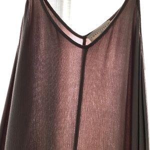 Lovestitch Dresses - Lovestitch Mauve Maxi Dress