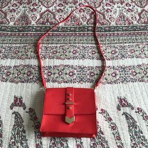 Brighten up your winter with Badgley Mischka purse
