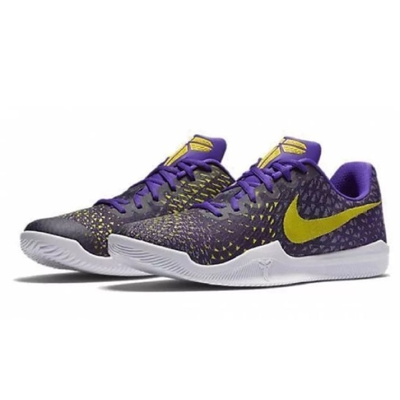 1cfd2464a912 Nike Kobe Mamba Instinct basketball shoe Lakers 9