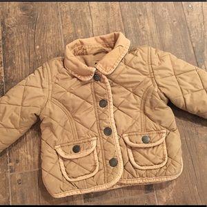 Barn coat for kids