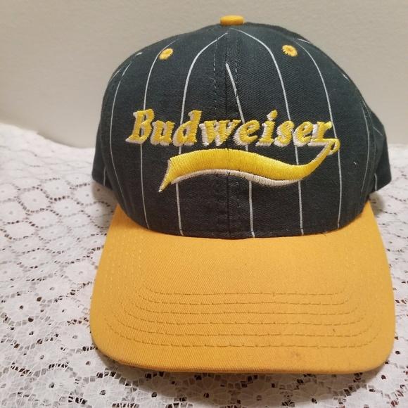 f15f0cc1de7 Anheuser Bush Other - Vintage Budweiser Hat Cap by Anheuser Bush USA