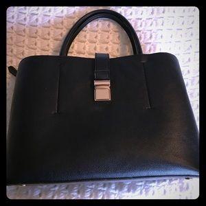 Handbags - H&M black bag