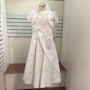 Other - Kids white Special occasions dress
