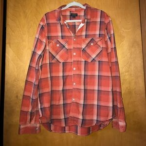 CPO Provisions for UO Plaid Shirt
