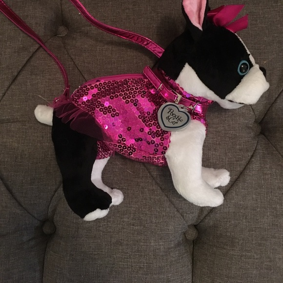 285e5be48b56 Poochie & co frenchie purse.