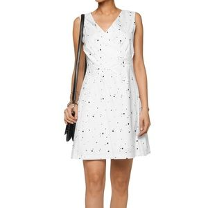 MARC BY MARC JACOBS Wrap-effect printed mini dress