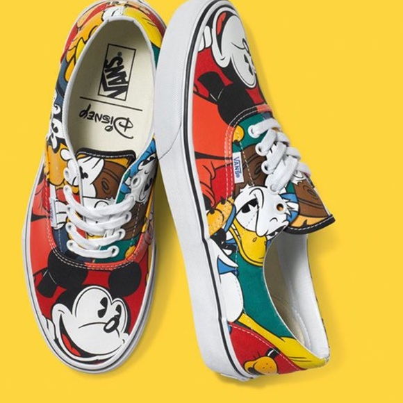 e26307f70fb486 VANS Disney Mickey   Friends Era shoe