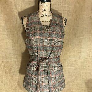 Vintage Pendleton Wool Vest - 10