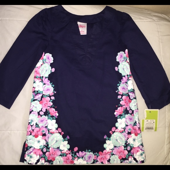 18M 3 New Gorgeous Girls Long Sleeve Top Size