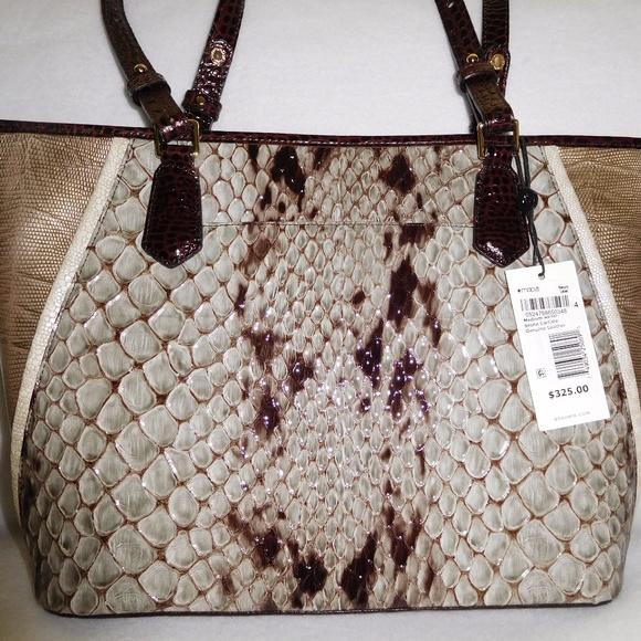 624f61f9bf Brahmin Medium Asher Stone Carlisle Leather