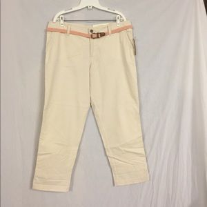 Woman's Chino Pant By Sonoma, NWT, Size 16