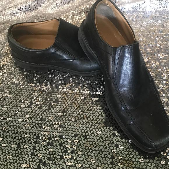fbc01668577e Rockport mens slip on dress shoe