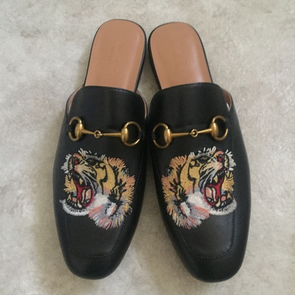 b771c053553a Gucci Other - gucci princetown slippers us 10 for men