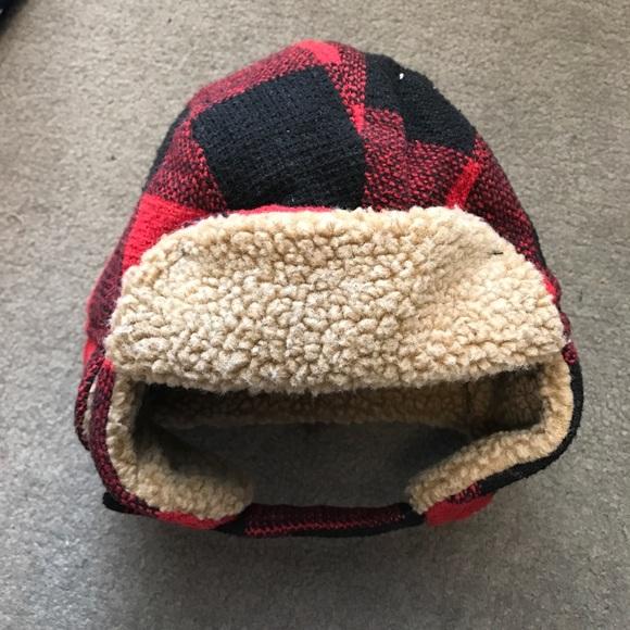 Buffalo Plaid Toddler Winter Hat. M 5a00b8554e95a31548136004 88ccb393956