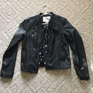 Leather (fake) jacket