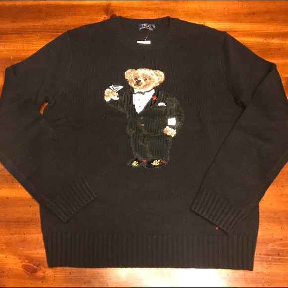 Polo By Ralph Lauren Sweaters Polo Ralph Lauren Martini Bear