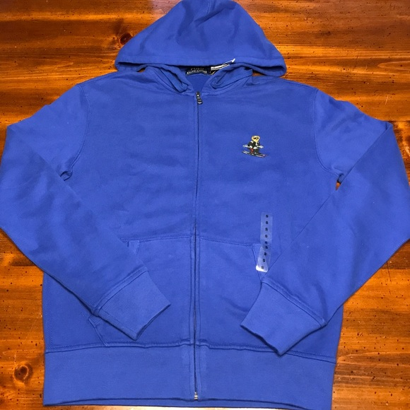 Polo By Ralph Lauren Shirts Polo Ralph Lauren Ski Bear Zip Up
