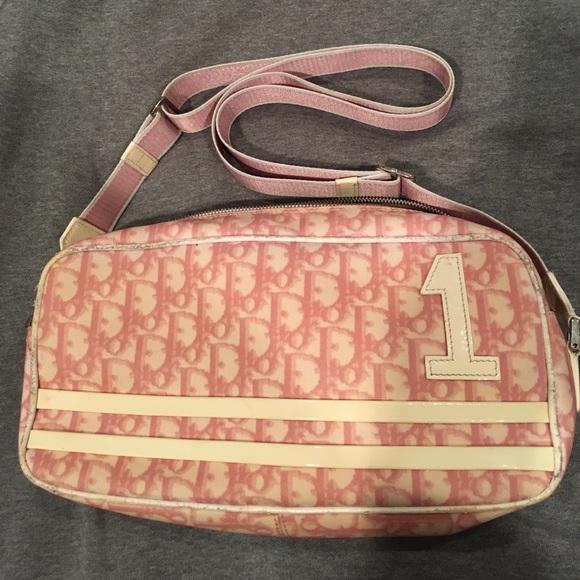 Dior Handbags - SALE✨Dior pink lady trotter canvas crossbody 3c74eabc29d33