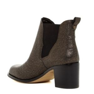 3c86eec337b7c0 Sam Edelman Shoes - Sam Edelman Justin Bronze Metallic Boot