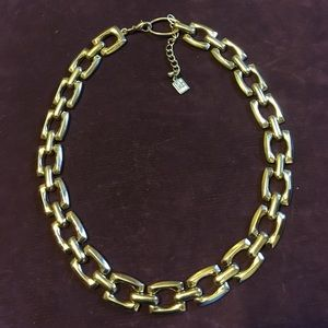 14th & Union chain link necklace