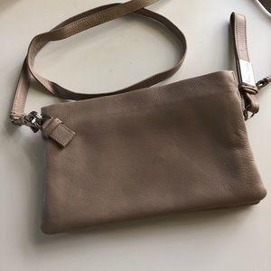 Foley + Corinna leather crossbody bag