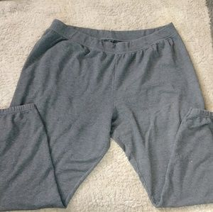 Hanes Grey Sweatpants