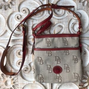 Dooney & Burke crossbody purse*New*