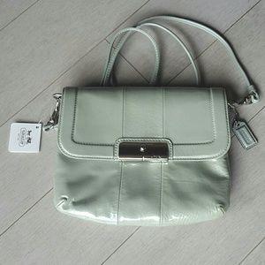 Coach Kristen Patent Leather Crossbody Bag #45369