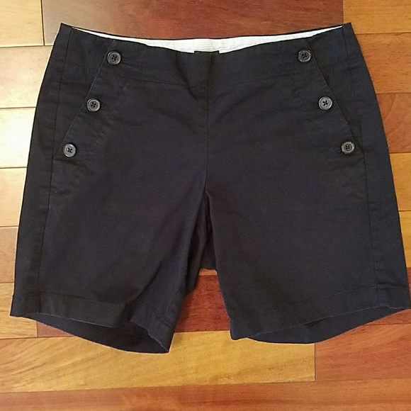 J. Crew Pants - J. Crew Black Shorts