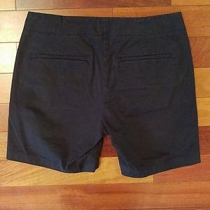 J. Crew Shorts - J. Crew Black Shorts