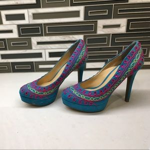 Beautiful Giani Bini 7 Heels
