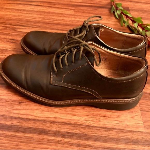 Soldmens Dexter Comfort Brown Leather