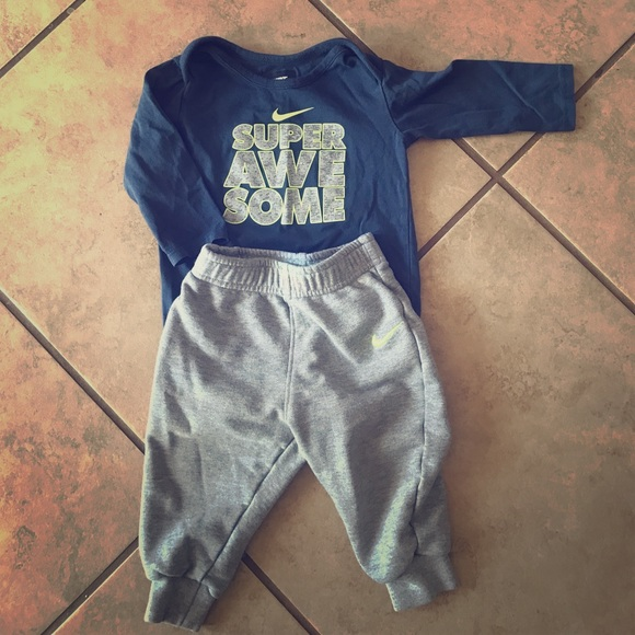 Baby Nike Outfit