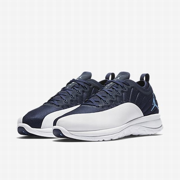 174dd83e90aa6 Men s Jordan Trainer Prime Midnight Navy White