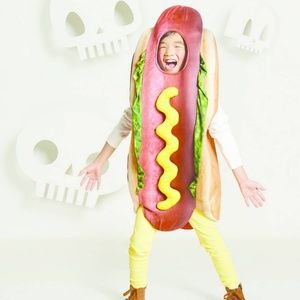 Other - I CAN SHIP QUICK!Nwt hot dog kids costume