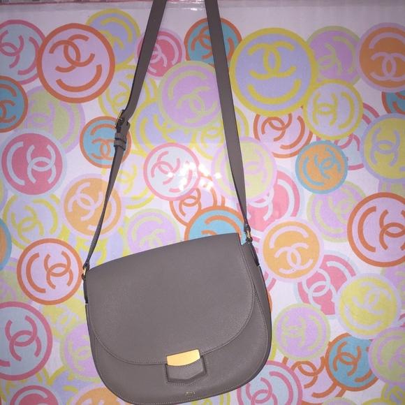 10708166f5a Celine Bags   Cline Small Trotteur Crossbody Bag   Poshmark