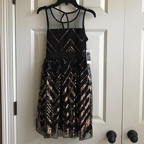 Nickie Lew Other - NWT Nickie Lew Little Black Dress Size 14 Girls