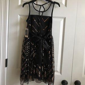 Nickie Lew Dresses - NWT Nickie Lew Little Black Dress Size 14 Girls