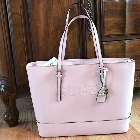 c969c9bd95 Guess Designer Handbag Purse Peak Bag FF628625