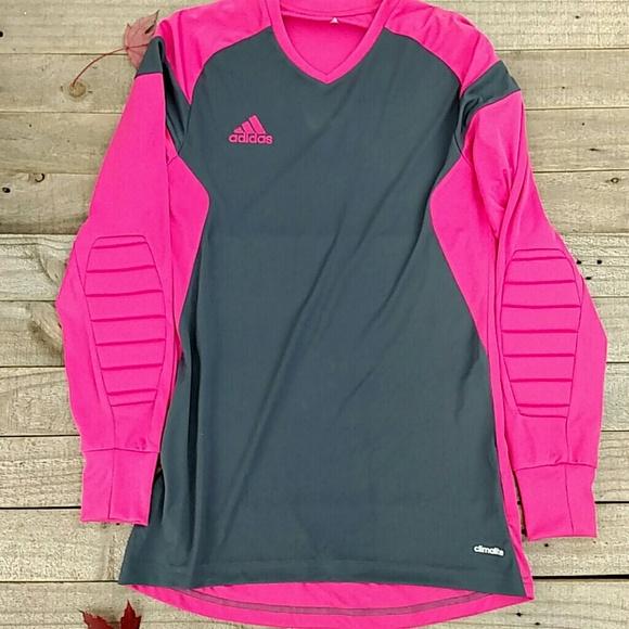 Women's Adidas soccer goalie jersey