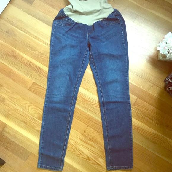 d470ee4580d Jessica Simpson Pants - Jessica Simpson Maternity Skinny Jeans
