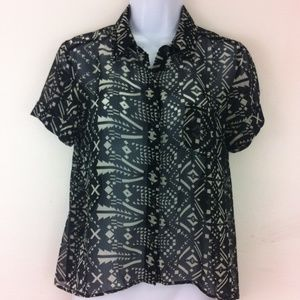 Fun Band of Gypsies blouse