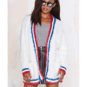 Unif Commence Sweater Cardigan