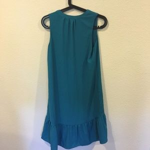 Charles Henry Dresses - NWT Charles Henry high/low ruffle shift dress