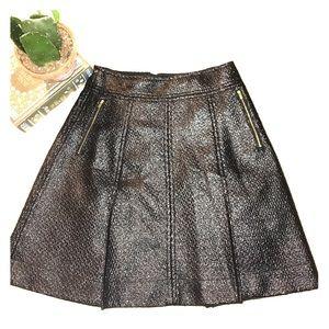 🆕 Shiny Circle Skirt