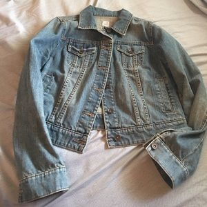 Like new denim jacket