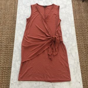 Drew Rust Tie Side Dress *NEW*