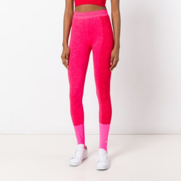 Adidas by Stella McCartney Pants - Adidas by Stella McCartney yoga seamless leggings
