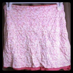 💥Express skirt floral