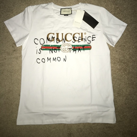 370c5f810e0 Gucci Coco captain logo t shirt
